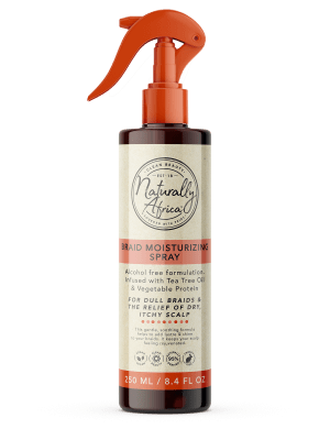 Braid Moisturizing Spray - Naturally Africa