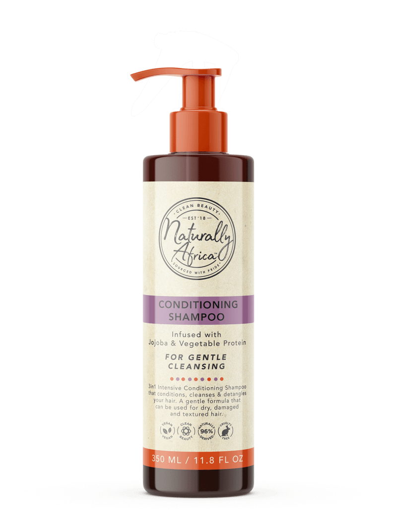 Conditioning Shampoo - Naturally Africa