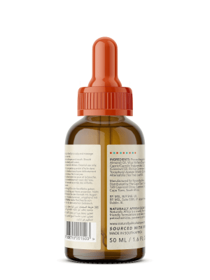 Hair & Scalp Oil - Naturally Africa