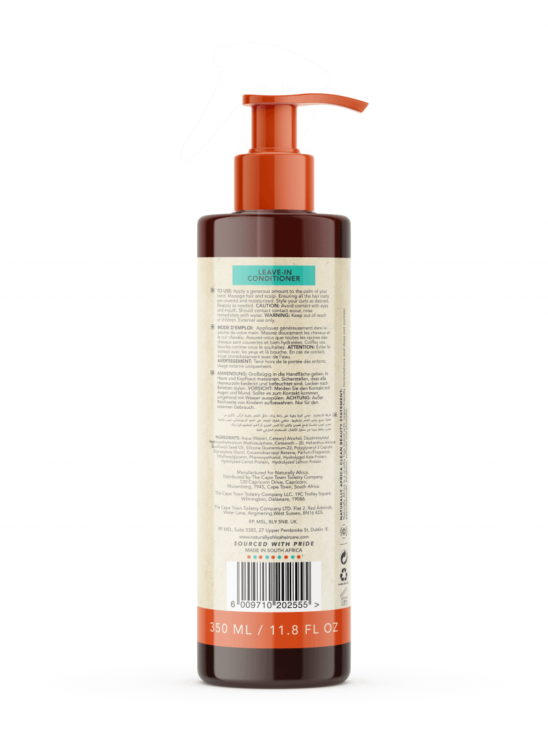 Leave in Conditioner - Naturally Africa